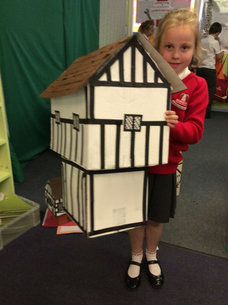 More Tudor Houses 2016 Y34 Archived